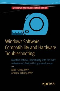Windows Software Compatibility and Hardware Troubleshooting-cover