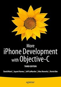More iPhone Development with Objective-C-cover