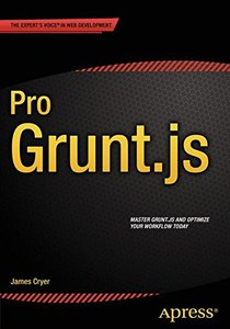 Pro Grunt.js-cover