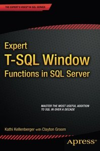 Expert T-SQL Window Functions in SQL Server