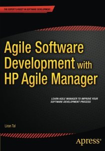 Agile Software Development with HP Agile Manager-cover