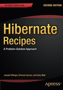 Hibernate Recipes: A Problem-Solution Approach-cover