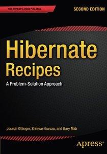 Hibernate Recipes: A Problem-Solution Approach-cover