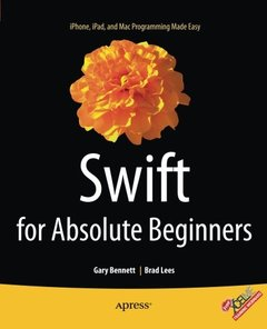 Swift for Absolute Beginners-cover