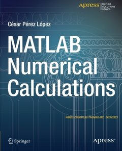 MATLAB Numerical Calculations-cover