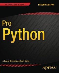 Pro Python-cover