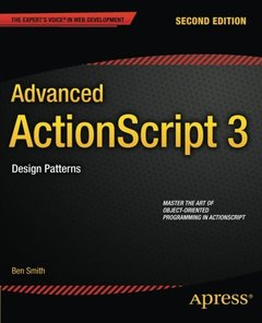 Advanced ActionScript 3: Design Patterns-cover