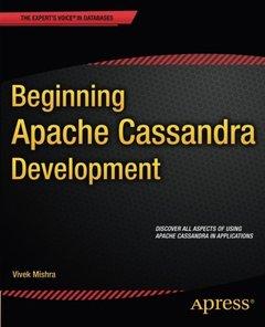 Beginning Apache Cassandra Development-cover