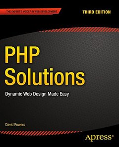 PHP Solutions: Dynamic Web Design Made Easy-cover
