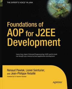 Foundations of AOP for J2EE Development-cover