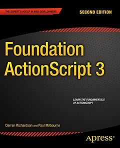 Foundation ActionScript 3-cover