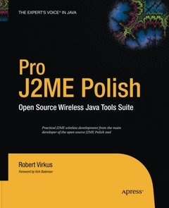 Pro J2ME Polish: Open Source Wireless Java Tools Suite-cover