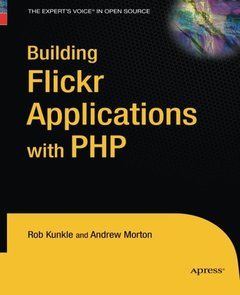 Building Flickr Applications with PHP-cover