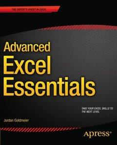 Advanced Excel Essentials-cover