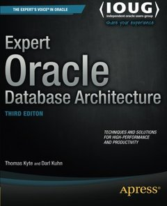 Expert Oracle Database Architecture-cover