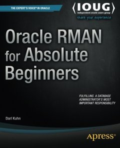 Oracle RMAN for Absolute Beginners-cover
