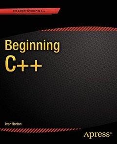 Beginning C++-cover