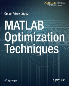 MATLAB Optimization Techniques-cover