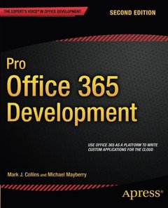 Pro Office 365 Development-cover