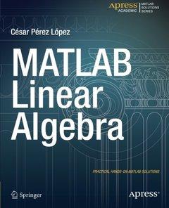MATLAB Linear Algebra-cover