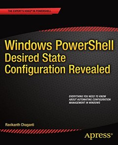 Windows PowerShell Desired State Configuration Revealed-cover