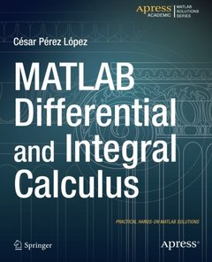 MATLAB Differential and Integral Calculus-cover