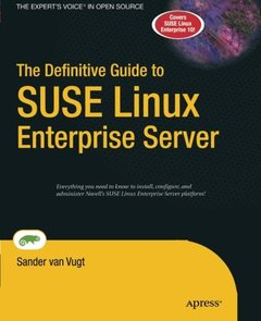 The Definitive Guide to SUSE Linux Enterprise Server-cover
