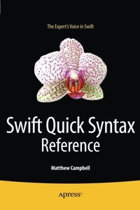 Swift Quick Syntax Reference-cover