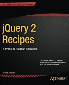 jQuery 2 Recipes: A Problem-Solution Approach-cover