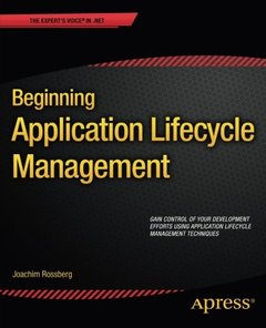 Beginning Application Lifecycle Management-cover