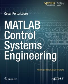 MATLAB Control Systems Engineering-cover