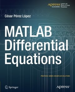 MATLAB Differential Equations-cover