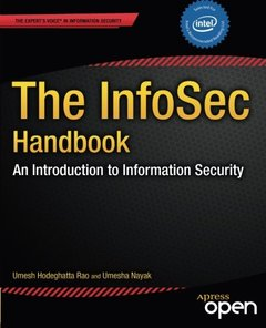 The InfoSec Handbook: An Introduction to Information Security-cover