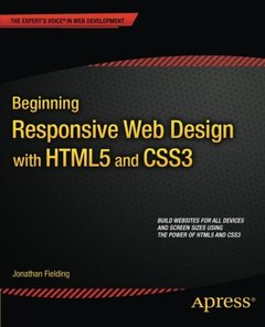 Beginning Responsive Web Design with HTML5 and CSS3-cover