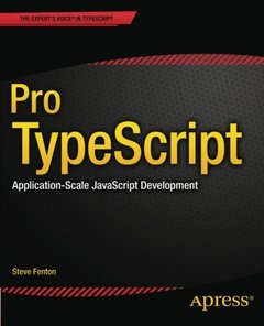 Pro TypeScript: Application-Scale JavaScript Development-cover