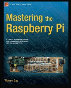 Mastering the Raspberry Pi-cover