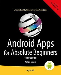 Android Apps for Absolute Beginners-cover