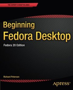 Beginning Fedora Desktop: Fedora 20 Edition-cover