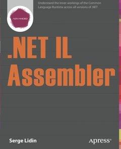 .NET IL Assembler-cover