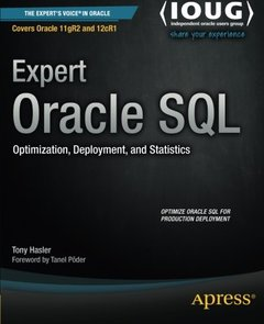 Expert Oracle SQL: Optimization, Deployment, and Statistics-cover