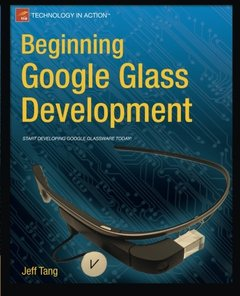 Beginning Google Glass Development-cover
