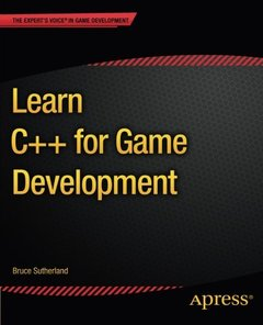 Learn C++ for Game Development-cover