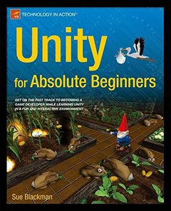 Unity for Absolute Beginners-cover
