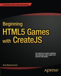 Beginning HTML5 Games with CreateJS