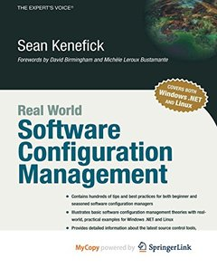Real World Software Configuration Management-cover