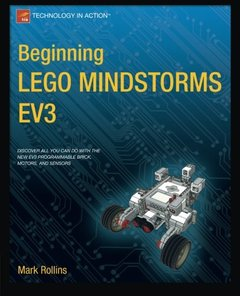 Beginning LEGO MINDSTORMS EV3: (B&W)-cover