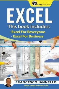Excel: Excel for Business-cover