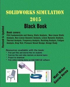 SolidWorks Simulation 2015 Black Book-cover