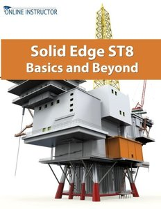 Solid Edge ST8 Basics and Beyond-cover