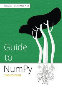 Guide to NumPy: 2nd Edition-cover